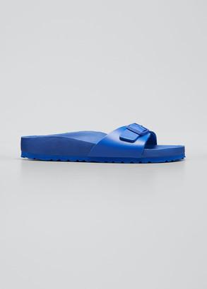 Birkenstock Madrid Leather Sporty Flat Sandals