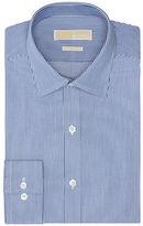 MICHAEL Michael Kors Slim Fit Pencil Stripe Dress Shirt