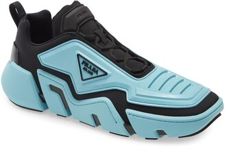 Prada The Techno Stretch Sneaker