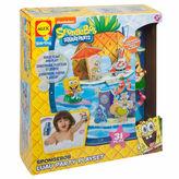 Alex Spongebob Luau Party Playset Bath Toy