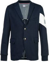 Moncler Gamme Bleu blazer with arm band