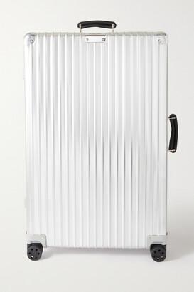 Rimowa Classic Check-in Large 79cm Aluminum Suitcase - Silver