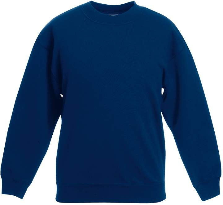 Fruit of the Loom Kids Unisex Classic 80/20 Set-In Sweatshirt