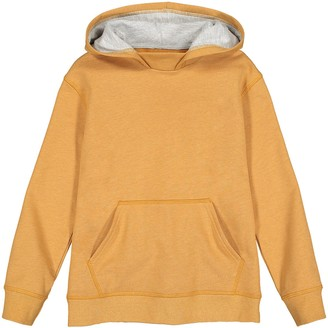 Cotton Mix Hoodie, 3-14 Years