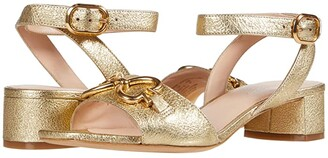 Kate Spade Gold Heels   Shop the world