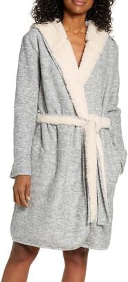 UGG Portola Reversible Hooded Robe
