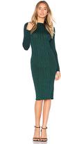 Demy Lee Wyatt Sweater Dress in Turquoise