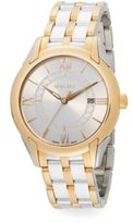 Versace Apollo Two-Tone Stainless Steel Watch