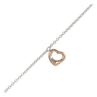 Tiffany & Co. Silver Pink gold Bracelets