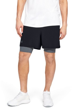 Under Armour Men's UA Qualifier 2-in-1 Shorts