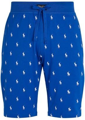Ralph Lauren Cotton Lounge Shorts