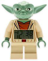Lego Star WarsTM Yoda Minifigure Alarm Clock