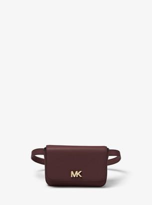 MICHAEL Michael Kors Mott Leather Belt Bag