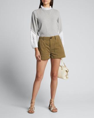 Sea Adalene Gabardine Shorts