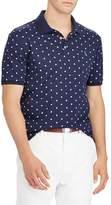 Polo Ralph Lauren Big & Tall Classic-Fit Soft-Touch Polka-Dot Short-Sleeve Polo Shirt