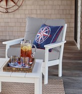 L.L. Bean All-Weather Patio Chair with Granite Cushion