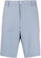 HUGO BOSS striped chino shorts