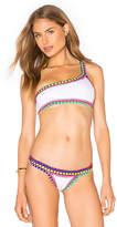 Kiini Yaz One Shoulder Bikini Top