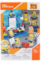 Mattel Inc. DM3 Minion Strike Figure 3 Pack