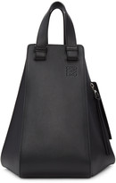 Loewe Black Medium Hammock Bag