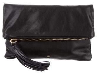 Anya Hindmarch Leather Clutch