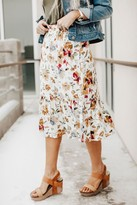 Fields of Flowers Skirt