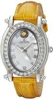 Croton Women's CN207537YLMP Balliamo November Birthstone Analog Display Quartz Watch