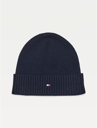Tommy Hilfiger Cotton Beanie