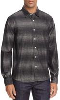 Saturdays Nyc Lazlo Corduroy Slim Fit Button Down Shirt