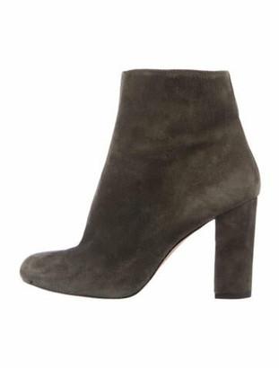 IRO Suede Boots Grey