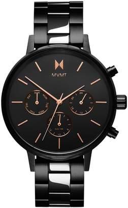 MVMT Nova Crux Stainless Steel Bracelet Watch