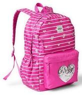 Gap Print senior backpack