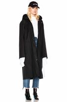 Vetements x Mackintosh Raincoat in Black.
