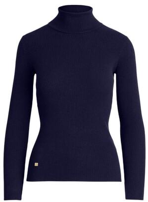 Lauren Ralph Lauren Ralph Lauren Ribbed Turtleneck Sweater