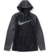 Nike Therma Colorblocked Fleece Training Hoodie