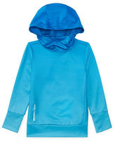 Ralph Lauren Girls 2-6x Funnelneck Long-Sleeve Hoodie