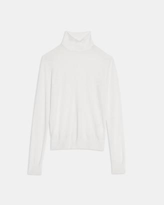 Theory Turtleneck Sweater in Regal Wool