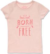 Marie Chantal Girls Born Free Tee