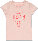 Marie Chantal GirlsBorn Free Tee