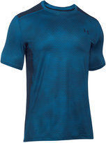 Under Armour Men's Printed Raid Fitted T-Shirt