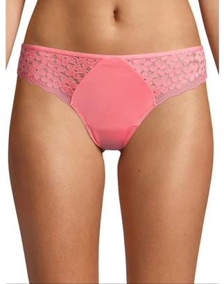 BCBGeneration Women's Daisy Lace & Microfiber Bikini Panties, 3-Pack