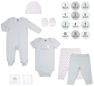The Peanut Shell Ps By The Baby Unisex 20-Piece Layette Gift Set