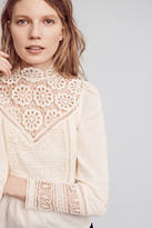 Plenty by Tracy Reese Victorian Lace Blouse