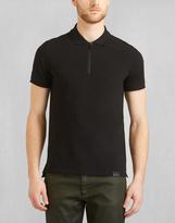 Belstaff Pelham Polo Shirt Black