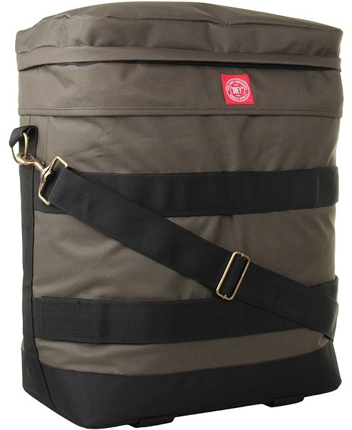 Obey Denier Cooler Bag (Military Olive) - Bags and Luggage