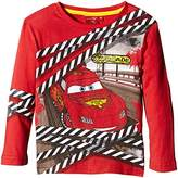 Disney Boy's Cars Speed Long Sleeve T-Shirt