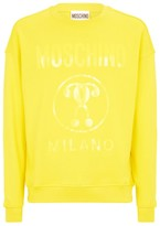 Moschino Double Question Mark Logo Sweatshirt