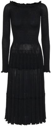 Altuzarra Alisha knit midi dress
