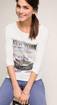 Esprit OUTLET new york print t-shirt