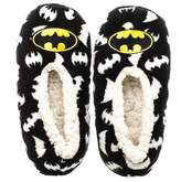 Bioworld Batman Womens Cozy Slipper Socks, Large/X-Large